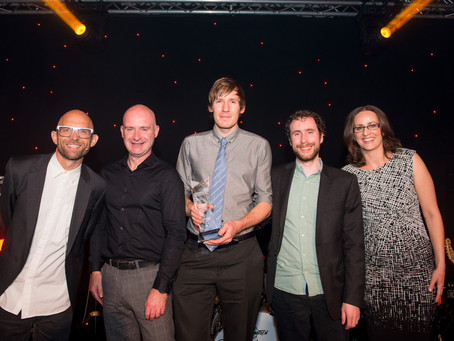 After the awards: Synaptec interview with Philip Orr