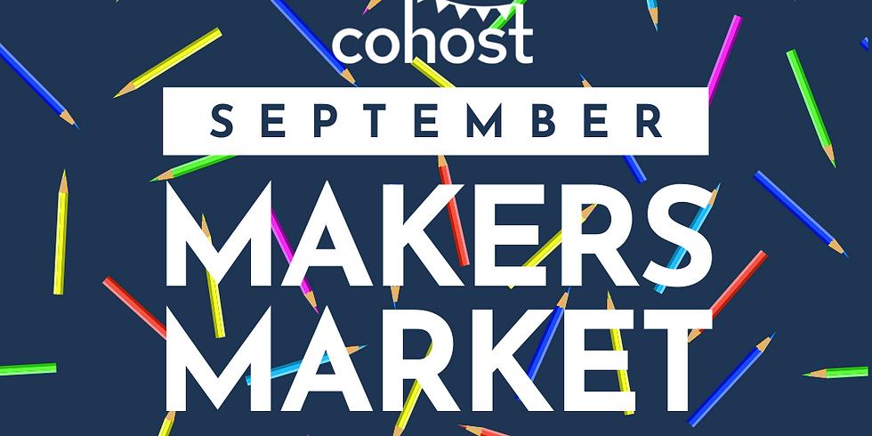 september makers market