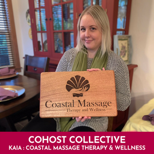 {Coastal Massage Therapy & Wellness}