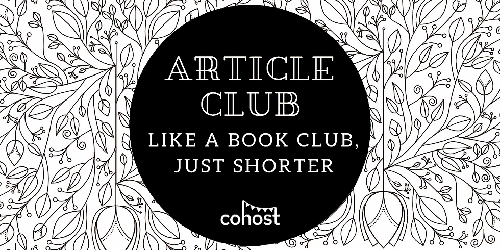 Article Club