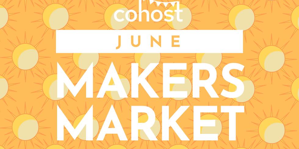 june makers market