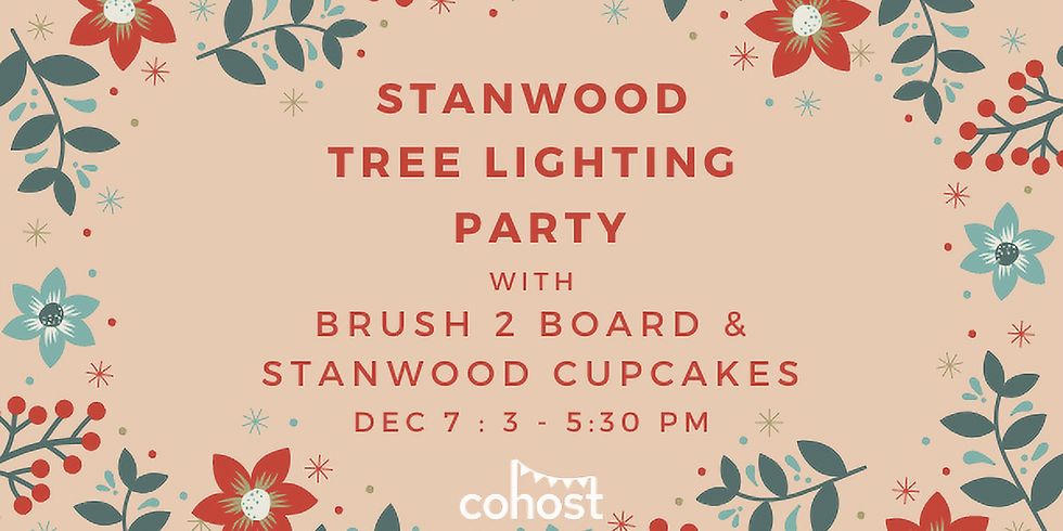 Stanwood Tree Lighting Party