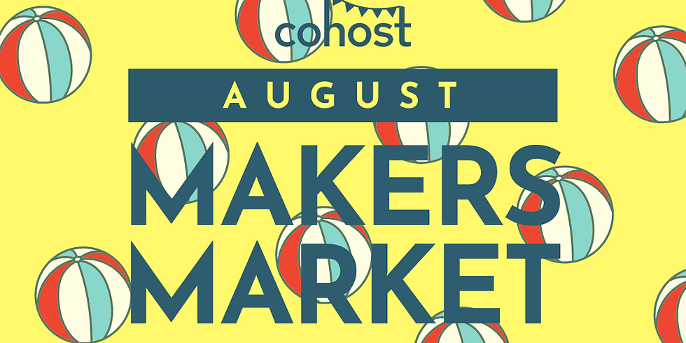 august makers market