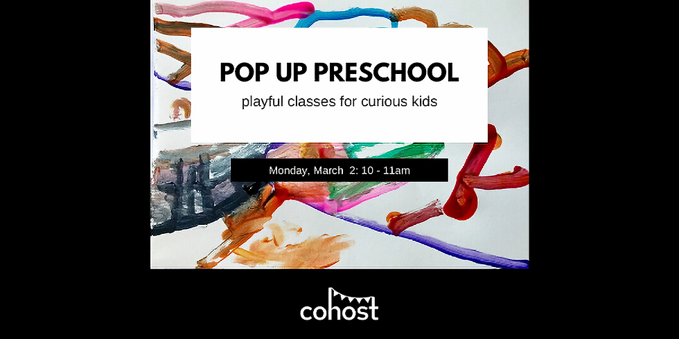 Pop Up Preschool