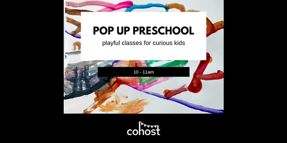 Pop Up Preschool