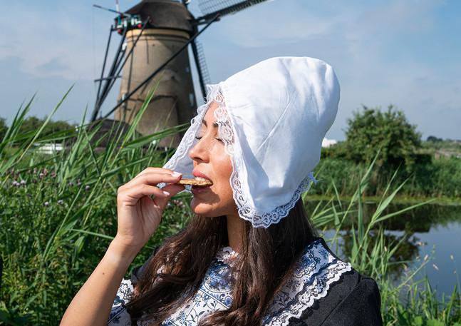 The Dutch Candy Company / branding voor op de website