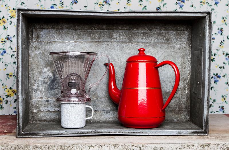Productfotografie, koffie