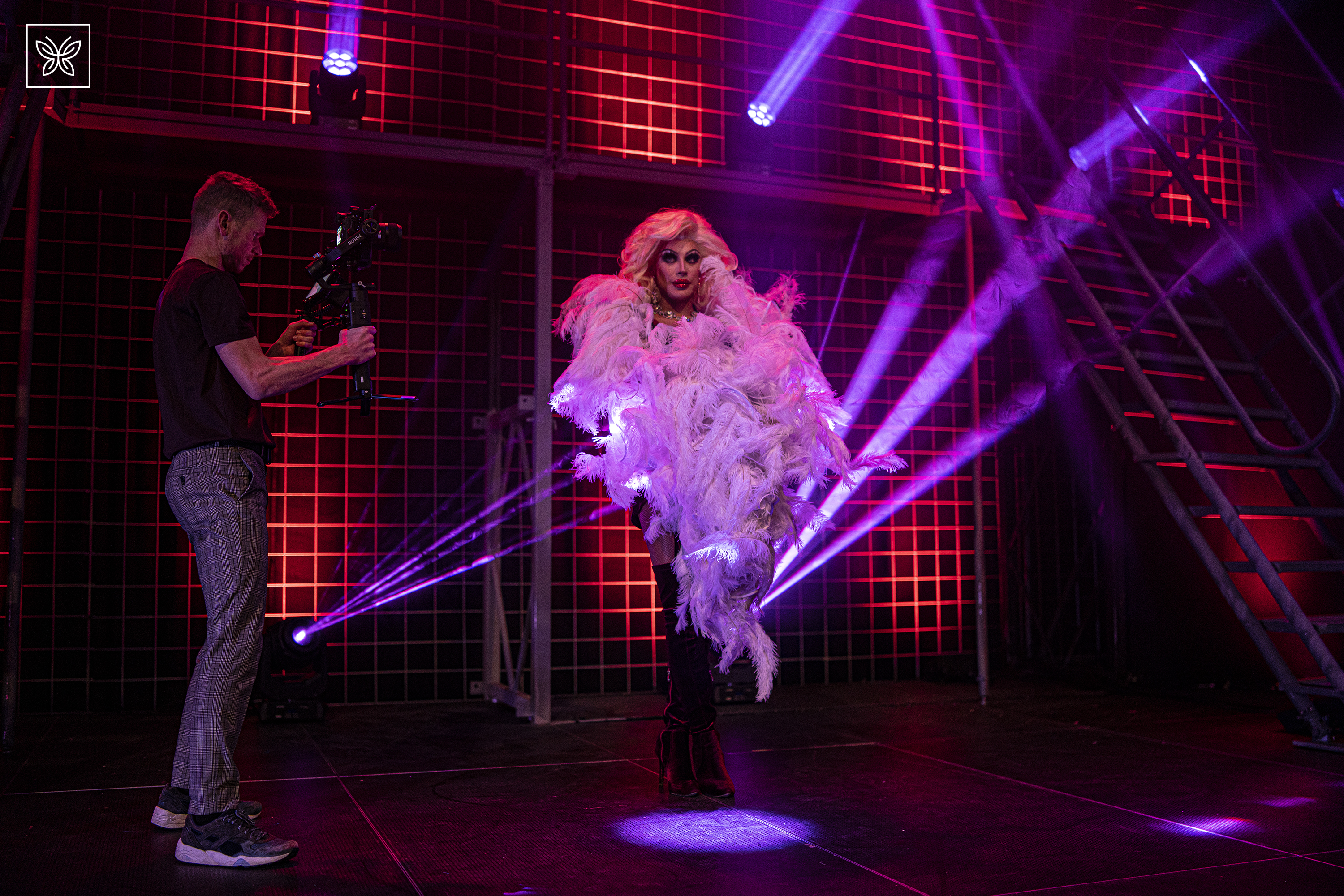 The Rotterdam Drag Show (Behind the scen