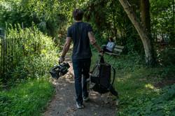 Behind the scenes - Capture Life