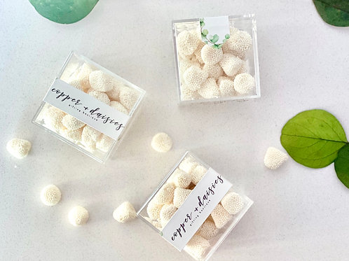 Champagne Bubbles Candy Cube