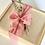 "Thumbnail: Wooden Keepsake 6""x8"" Gift Box"