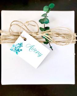 Flower Girl Proposal Gift Box