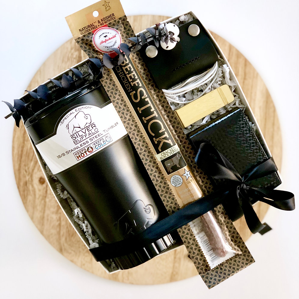 Man-cation Gift Box