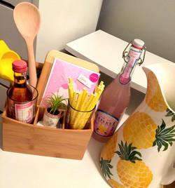 Lemonade Gift Basket