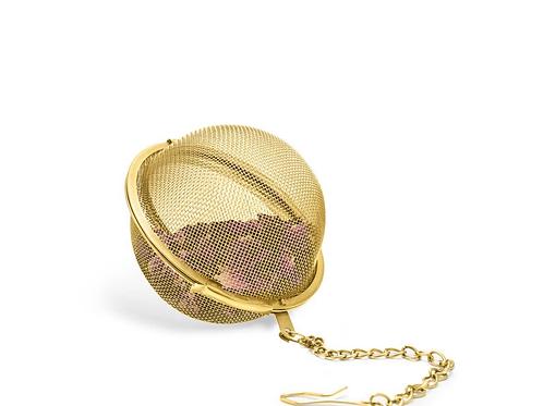 Gold Tea Infuser