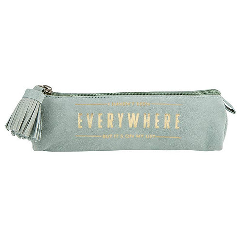 Suede Pouch - Everywhere