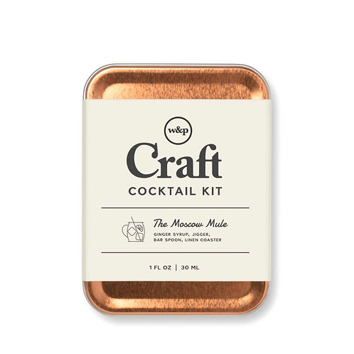 Craft Moscow Mule Cocktail Kit