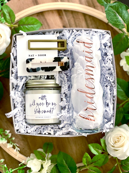 Bridesmaid Proposal Mini