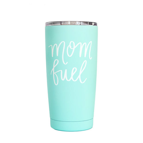 """Mom Fuel"" Travel Mug"