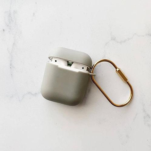 Matte Grey Airpod Case
