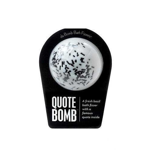 Quote Bomb