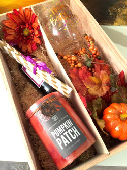 Fall Birthday Gift