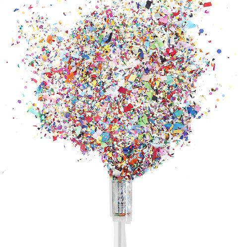 Happy Birthday Confetti Push-Pop