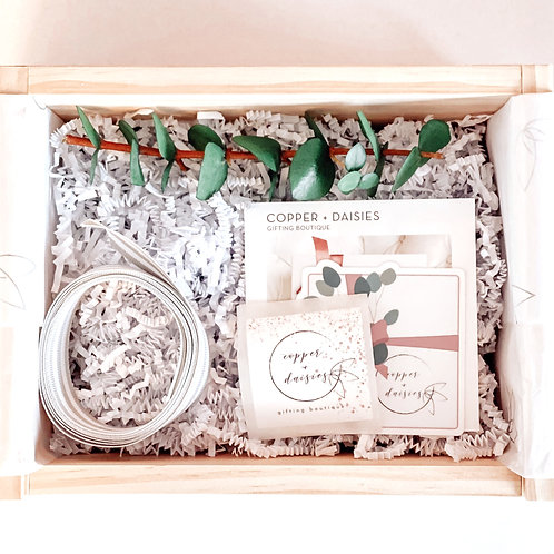 Wooden Box Gifting Kit