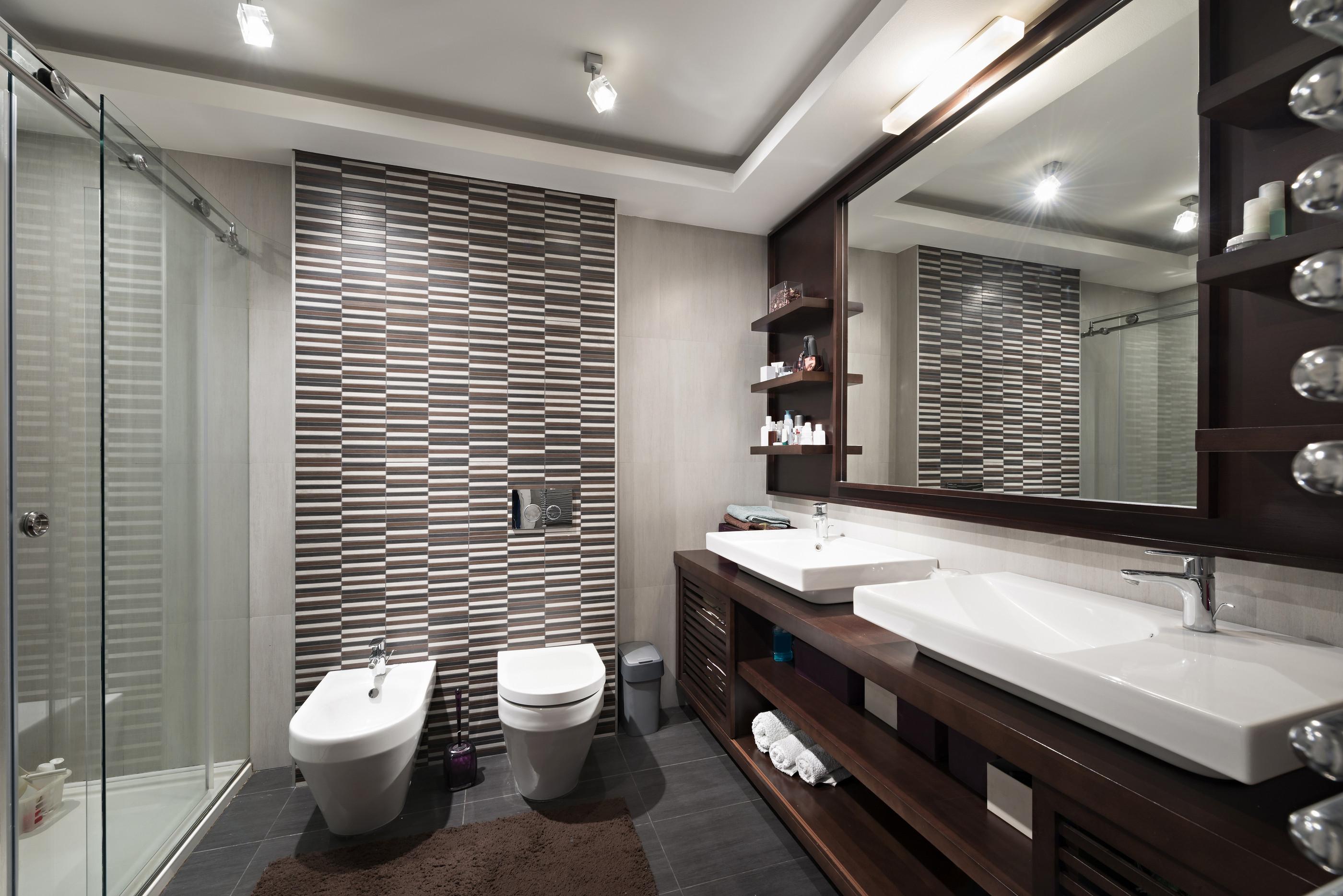 Comprehensive Bathroom Design & Plan-Set
