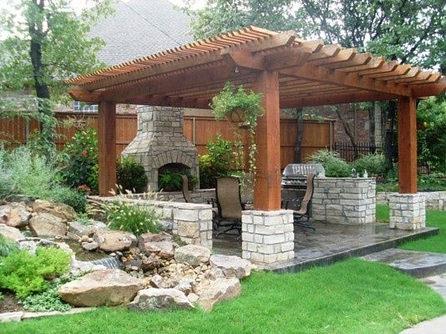 Outdoor Social Spaces