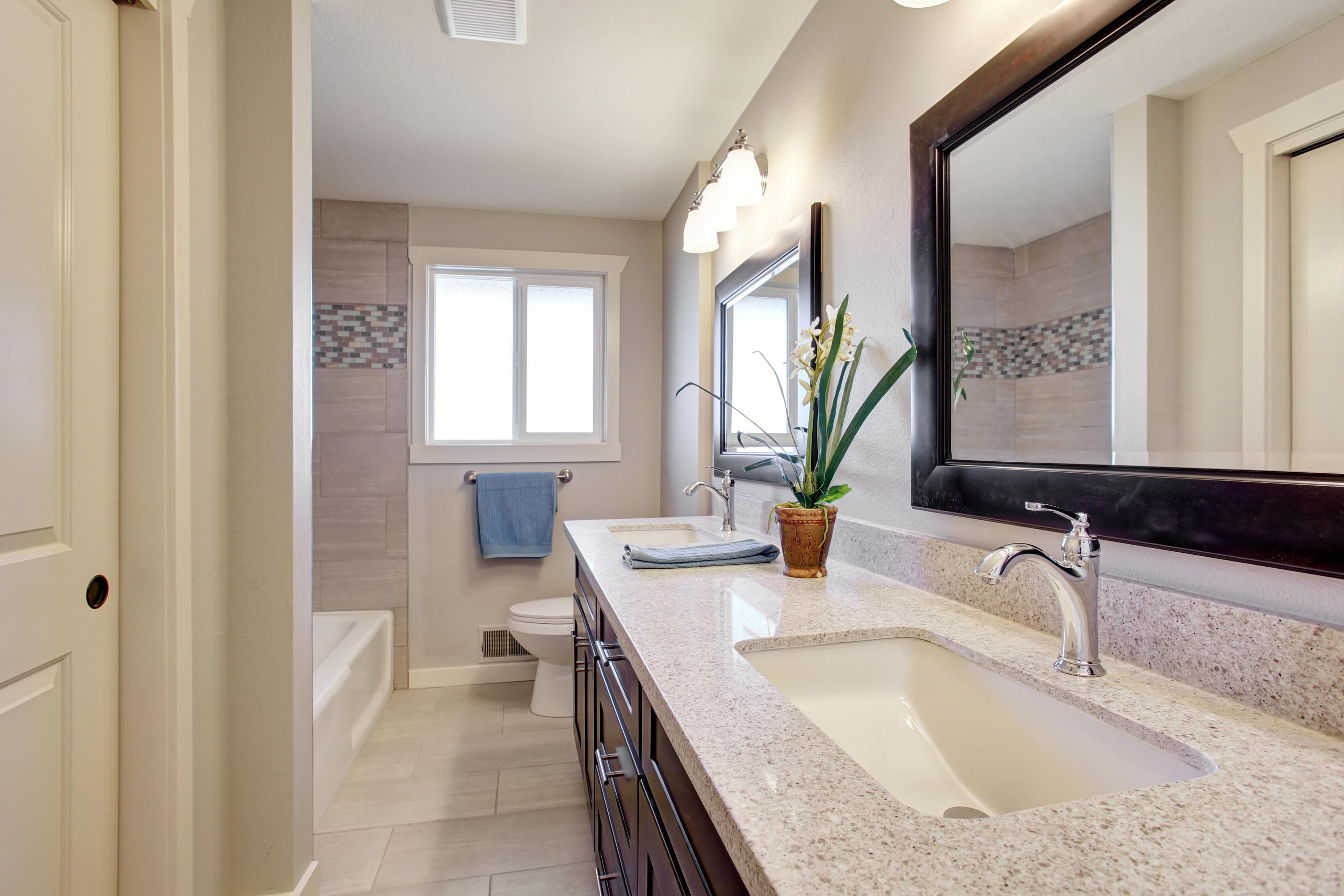 Initial Bathroom Measure & Consultation