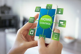 Home Automation for Energy Savings, Timers and Apps control Energy Use & Water Use In and Around the Home