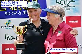 6 Marg Stribling Memorial Trophy (Large)