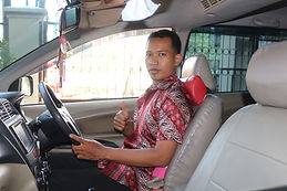 IRWAN PRASETYO (DRIVER) JL. KARANG MENJA