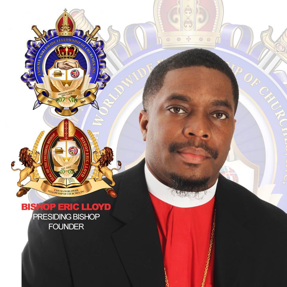 Bishop Lloyd
