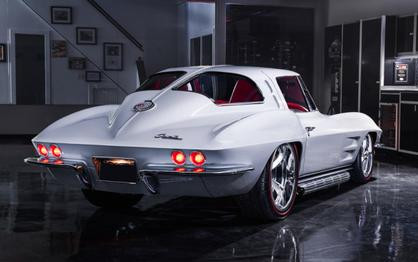 From a '63 Corvette to a '69 Mustang: Barrett-Jackson's Online-Only Auction Will Flex Classic Americ