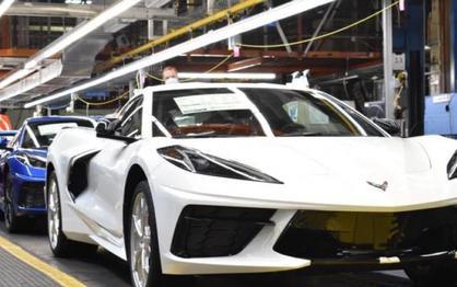 2021 Corvette Production To Begin November 16th
