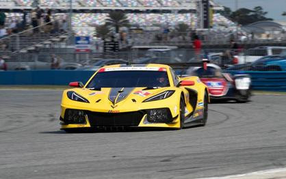 Corvette Racing team manager Ben Johnson focused on the little things during Roar week with C8.R