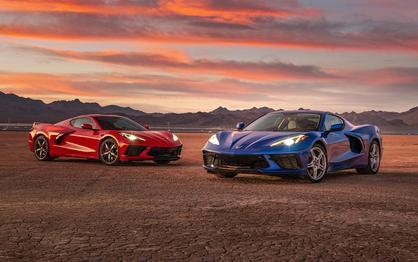Dealers Can Already Configure Your 2021 Corvette C8