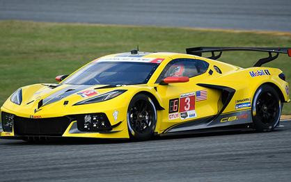 CORVETTE RACING AT MID-OHIO: A New Stop for Corvette C8.R