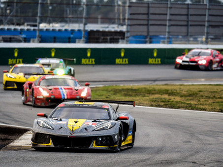 Corvette returning to Le Mans