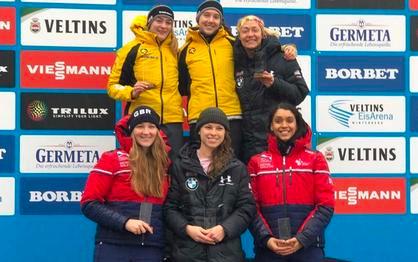 Uhlaender earns bronze for USA Skeleton in Winterberg Intercontinental Cup