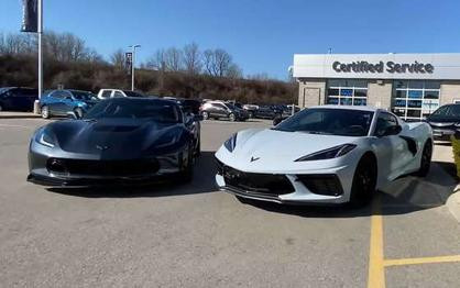 Watch An Expert Explain Corvette C8 And C7 Differences