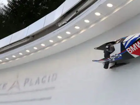 Usa Bobsled/skeleton Team Selection Races Continue In Lake Placid With Competitions