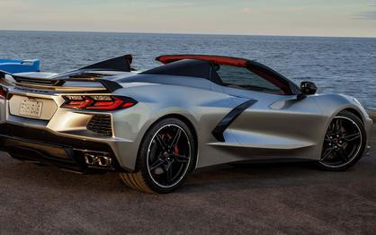 Chevrolet Releases Official 2021 Corvette Info Including First Look at the New Silver Flare Exterior