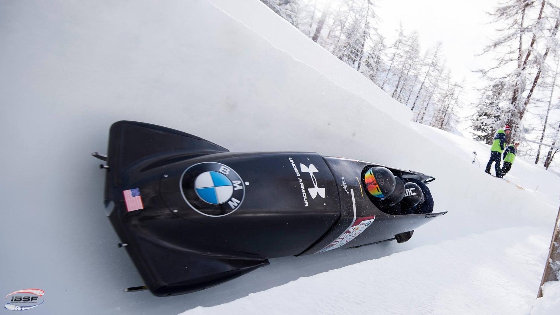 usabs carbon fiber bobsled