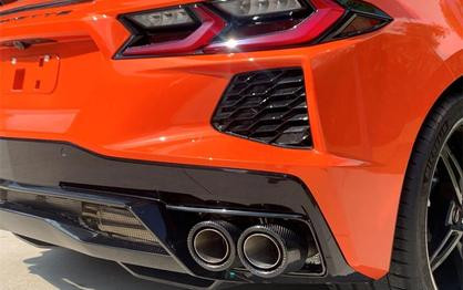 deBotech's Neighbor Billy Boat Offers First Look at New C8 Aftermarket Exhaust System