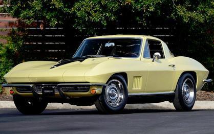 Rare Chevrolet Corvette Costs More Than A Bugatti Chiron