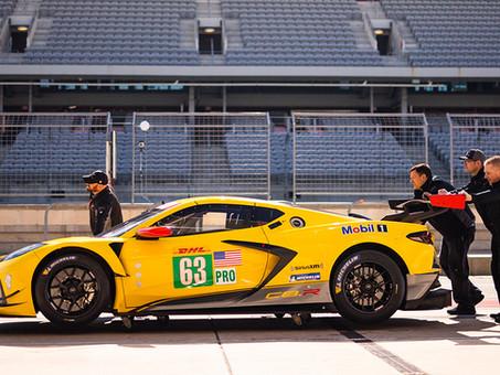 Corvette Preparing for Possible Portimao, Spa Rounds