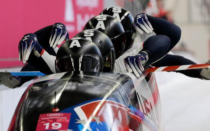 For some bobsled hopefuls, the Olympics may be a click away